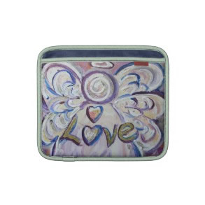 Love Angel Word iPad Sleeve Case rickshawsleeve