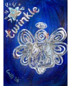 Twinkle Angel Painting