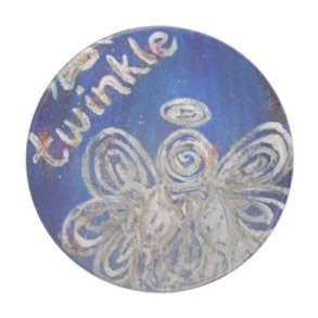 Twinkle Angel Coaster