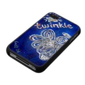 Twinkle Angel iPhone 4 Speck Case