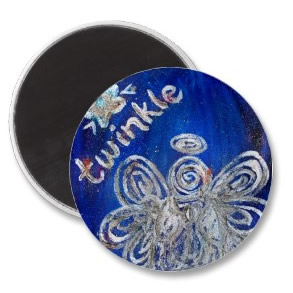 Twinkle Angel Magnet Gift