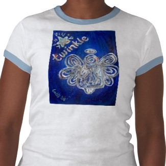 Twinkle Guardian Angel T-shirt