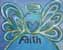 Faith Inspirational Angel Word