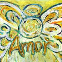 Amor Angel Word
