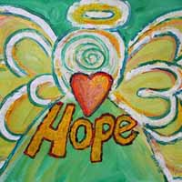 Hope Angel Word