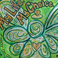 My Life, My Choice Green Angel
