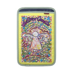 Spring Hearts Cancer Cannot Do Angel iPad Case rickshawsleeve