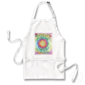 Beauty in Life Apron apron