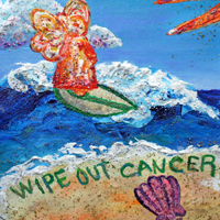 Wipe Out Cancer Angel