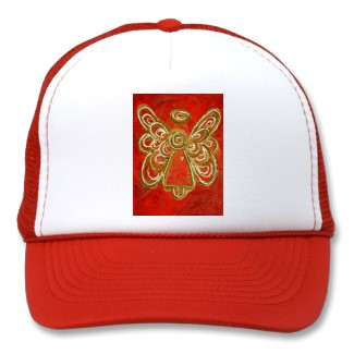Red Angel Cap