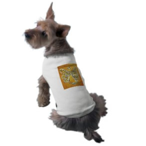 Yellow Angel Pet Clothing Dog Shirts