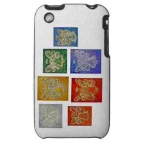 Angel Color Series iPhone 3 Case