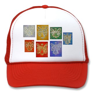 Angel Color Series Hat or Cap