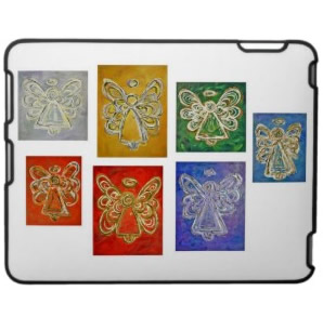 Angel Color Series iPad Hard Case
