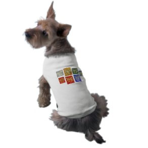Angel Color Series Pet Clothing Dog Shirt