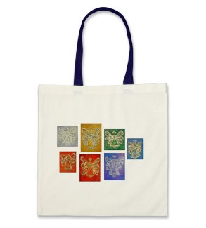 Angel Color Series Tote Bag