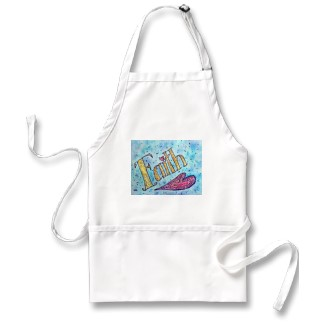 Faith Apron